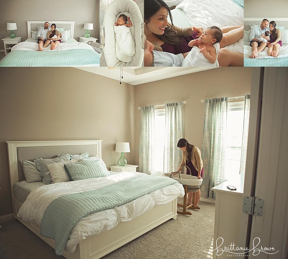 Lifestyle Newborn Photography Lexington, KY