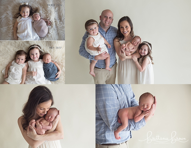 Newborn Family Baby Pictures