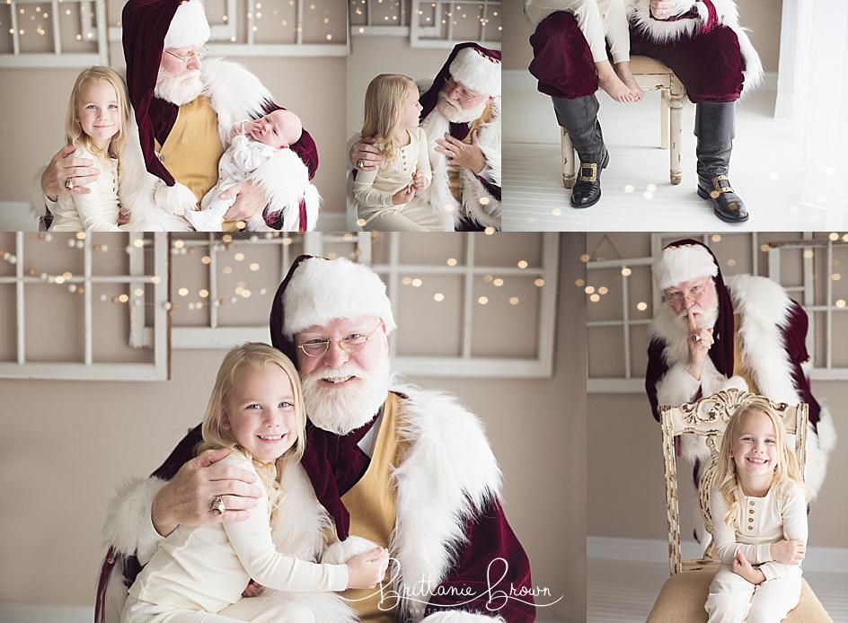 Santa Mini Sessions in Georgetown, KY