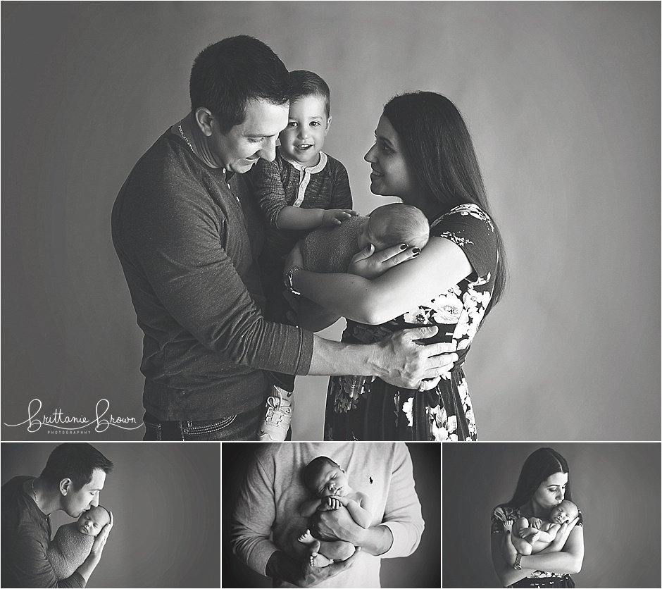 baby brother sibling pictures ky photographer