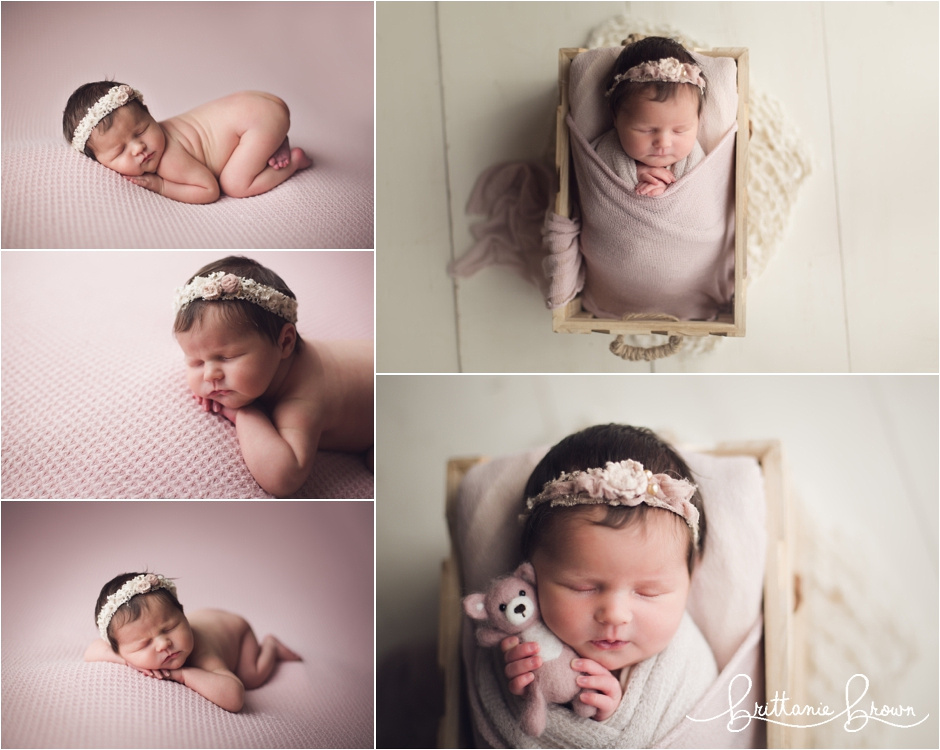 Baby pictures by Brittanie Brown Photography located in Georgetown, KY