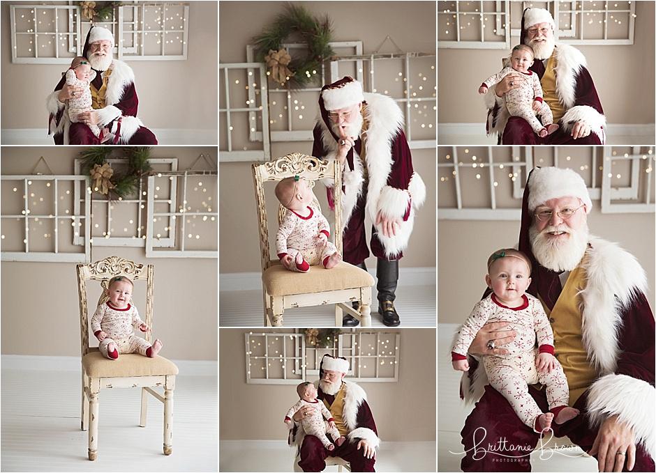 Santa Pictures Lexington, KY phtographer