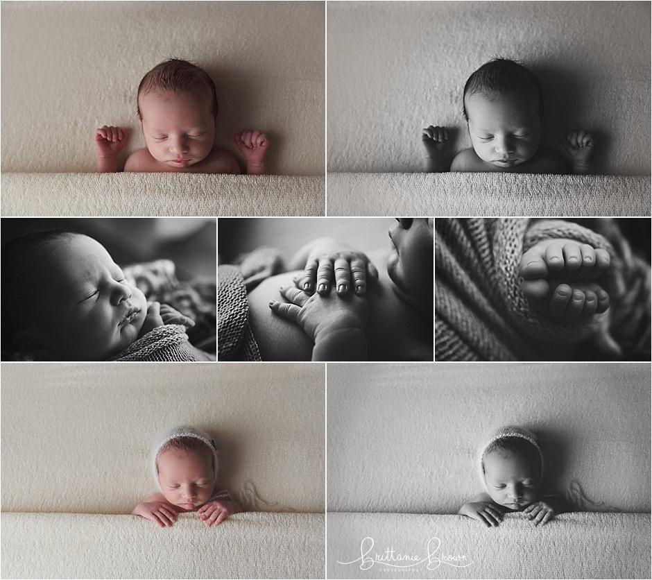 Mini Newborn Session