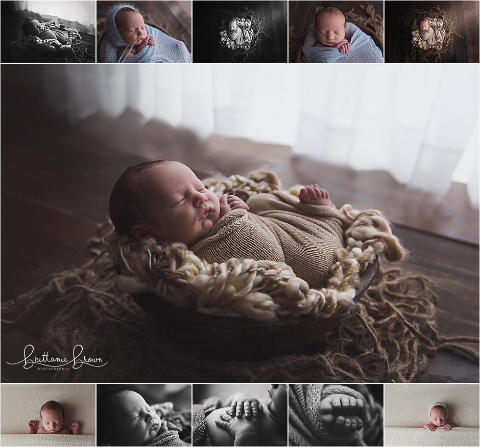 Mini Newborn Session Georgetown, KY Photographer